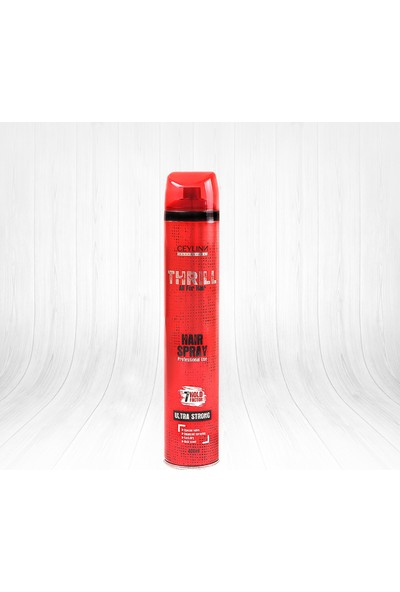 Ceylinn Thrill Saç Spreyi Ultra Strong 400 ml