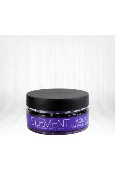 Element Aqua Shapphire Wax No3 150 ml