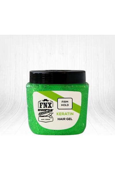 Fnx Barber Keratin Saç Jölesi 700 ml