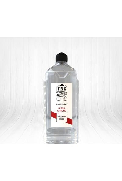 Fnx Barber Ultra Sert Saç Spreyi 700 ml