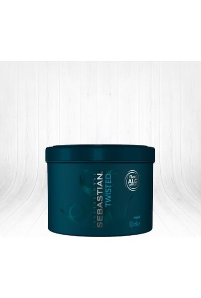 Sebastian Twisted Güçlendirici ve Bukle Belirginleştirici Maske 500 ml