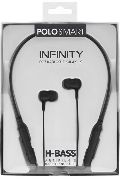 Polosmart FS17 Kablosuz Kulakiçi Kulaklık