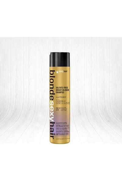 Blonde Sexy Hair Sarı ve Gri Saçlar İçin Sülfatsız Mor Şampuan 300 ml