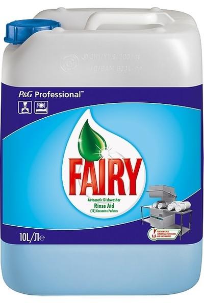 Fairy Endüstriyel Bulaşık Makine Parlatıcısı Professional 10 lt
