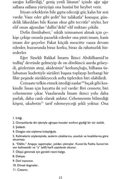 Sinekli Bakkal - Halide Edib Adıvar