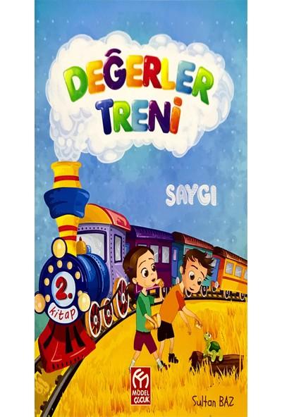 Değerler Treni Seti 10 Kitap Testli 1.Ve 2.Sınıf