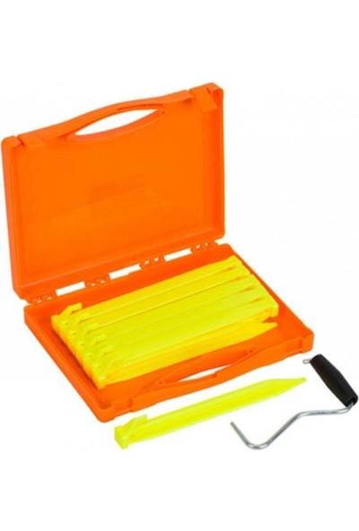 Vango Bolt Plastic Peg 22X12 Cm Kazık Seti