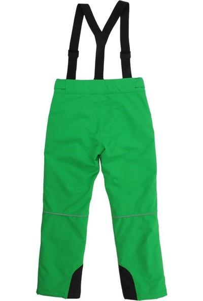 2As Olimpos Çocuk Kayak Pantolonu Yeşil