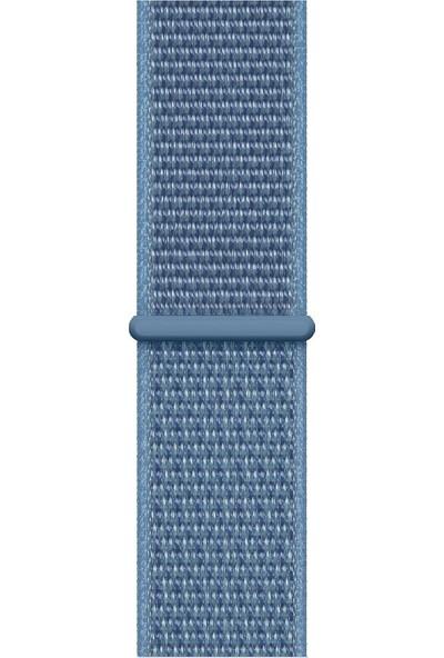 Melefoni Apple Watch Kordon Spor Loop 40 mm Kayış Mavi