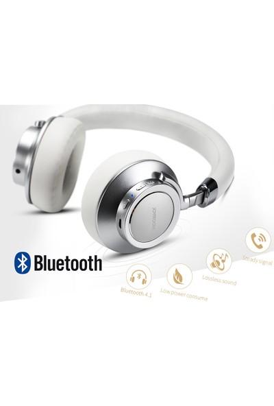 Joyroom JR-H12 Kulaküstü Mikrofonlu Kablosuz Oyuncu Müzik Kulaklığı
