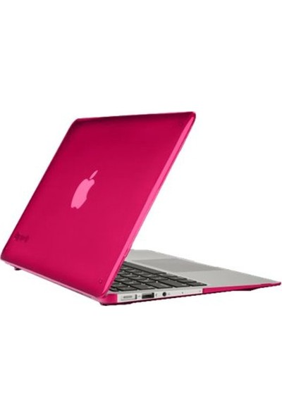 "Speck Seethru Macbook Air 11"" Koruma Kılıfı - Raspberry"