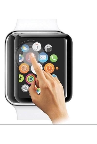 Smody Apple Watch Saat 3D Kavisli Cam Ekran Koruyucu 40 mm