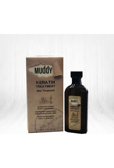 Muddy Keratin Treatment Oil 100 ml