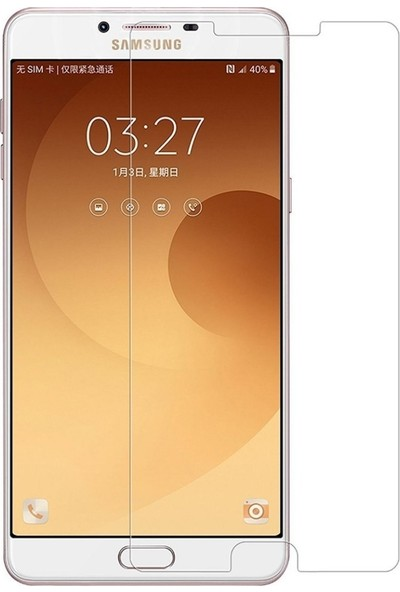 Jopus Samsung Galaxy C9 Pro Nano Cam Ekran Koruyucu