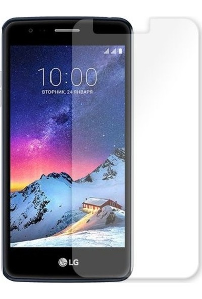 Jopus LG K8 2017 Nano Cam Ekran Koruyucu