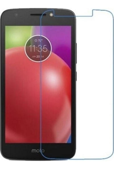 Jopus Lenovo Moto G5 Nano Cam Ekran Koruyucu