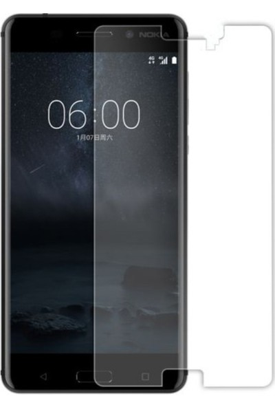 Jopus Nokia 8 Nano Cam Ekran Koruyucu