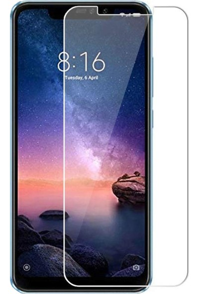 Jopus Xioami Redmi Note 6 Pro Nano Cam Ekran Koruyucu