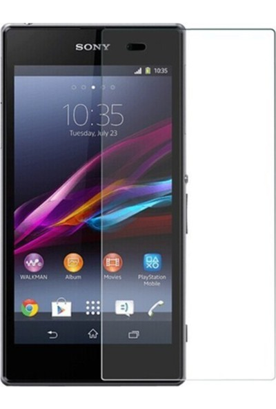 Jopus Sony Xperia Z1 Nano Cam Ekran Koruyucu