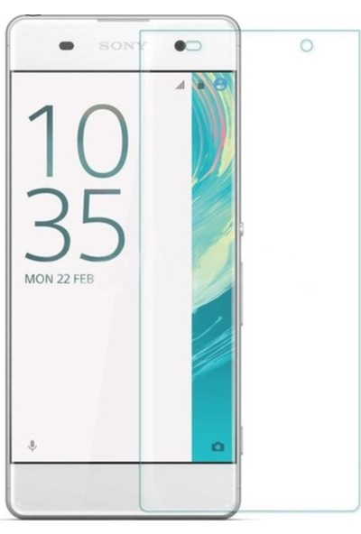 Jopus Sony Xperia Xa Nano Cam Ekran Koruyucu