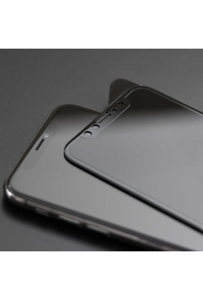 Jopus Samsung Galax A7 2018 5D Nano Tam Kaplayan Ekran Koruyucu