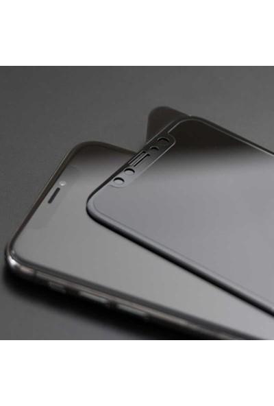Jopus Samsung Galax A9 2018 5D Nano Tam Kaplayan Ekran Koruyucu + Şeffaf Silikon Kılıf