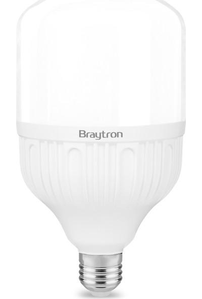 Braytron Led Ampül Normal Ampul Tipi E27 40W 6500K 3480Lm Beyaz Işık
