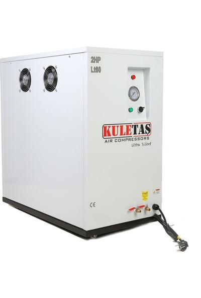 Kuletaş Kabinli Ultra Sessiz Kompresör 60 Litre 2 Hp