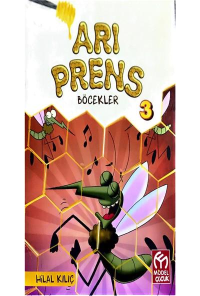 Hikaye Seti Arı Prens 10 Kitap Testli 1. ve 2.Sınıf