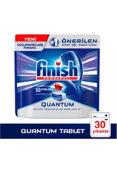 Finish Quantum 30 Tablet Bulaşık Makinası Deterjanı
