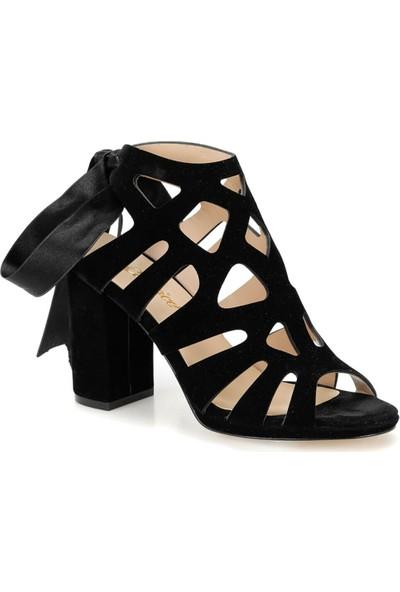Butigo Ds18045-19İy Siyah Kadın Gova Ayakkabı