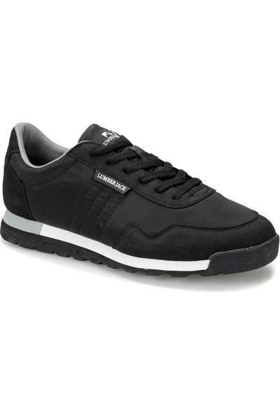 Lumberjack Perov Siyah Erkek Sneaker Ayakkabı