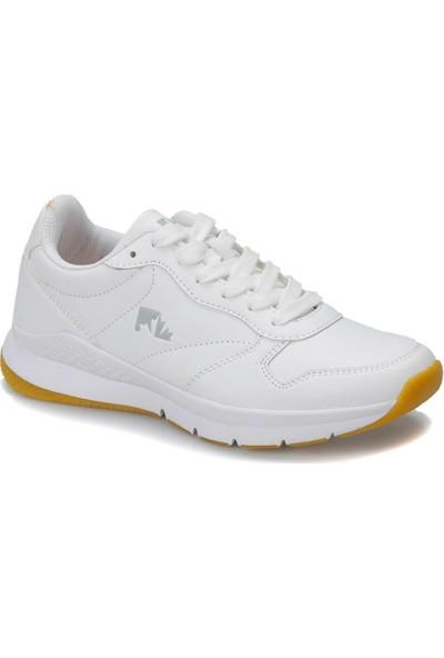 Lumberjack Ezra Pu Beyaz Kadın Sneaker Ayakkabı