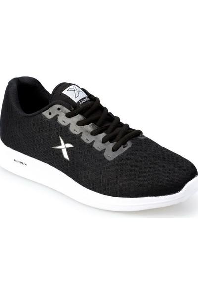 Kinetix Denver Siyah Beyaz Erkek Koşu Ayakkabısı