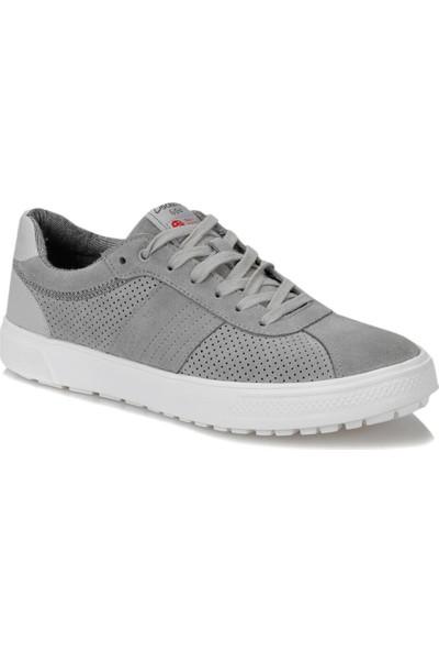 Dockers By Gerli 226156 Gri Erkek Deri Sneaker Ayakkabı