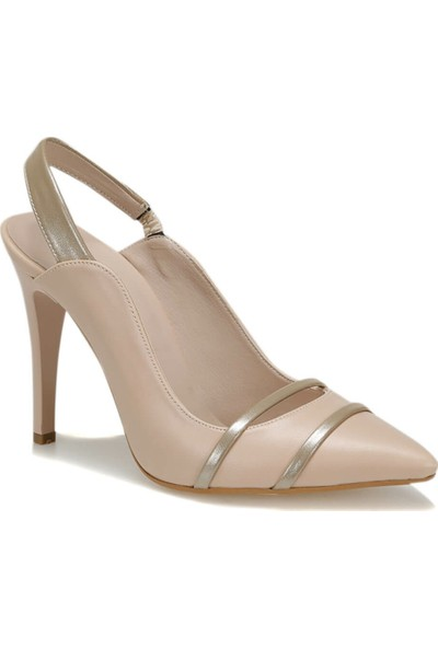 Butigo 19S-034 Bej Kadın Gova Ayakkabı