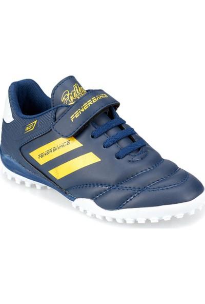 Fb Adolf Turf J Fb Lacivert Sarı Erkek Halı Saha Ayakkabısı