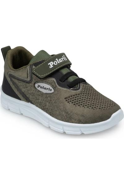 Polaris 91.511206.P Haki Erkek Çocuk Spor Ayakkabı
