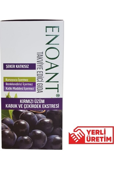 Allbio Enoant Takviye Edici Gıda