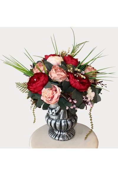 Happy Peyzaj Dekoratif Yapay Çiçek