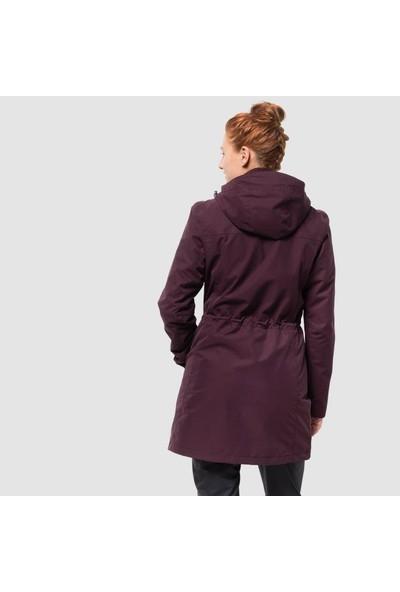 Jack Wolfskin Ottawa Coat 3'in 1 Kadın Parka