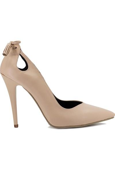 Eşle 9Y-155 Kadın Stiletto Ten