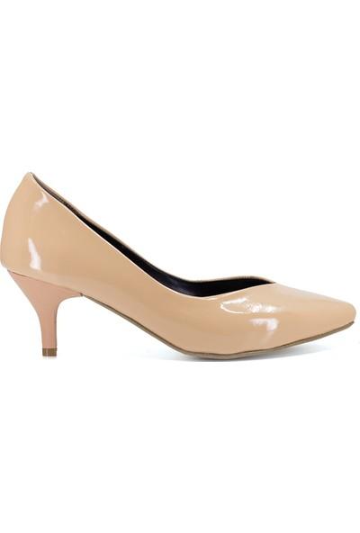 Eşle 9Y-613-2 Kadın Stiletto Ten