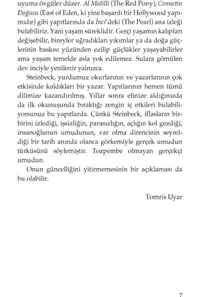 İnci - John Steinbeck