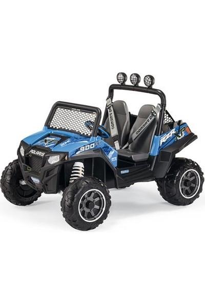 Peg Perego Polaris Ranger Rzr 900 Akülü Jeep (12 Volt) Blue
