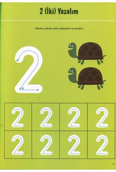 Matematikle Tanışıyorum 4 Yaş