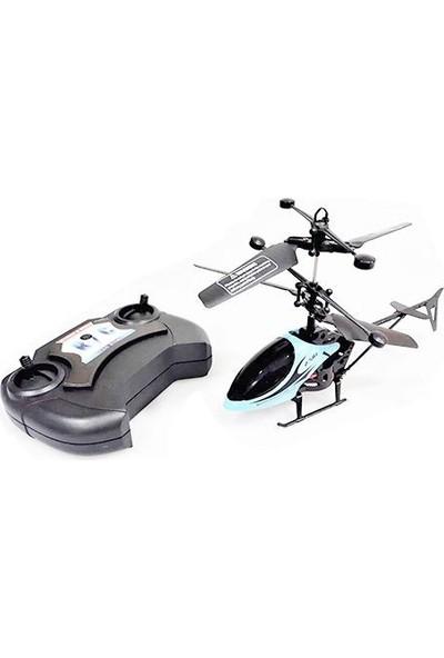 Oyuncakgo Yukarı ve Aşağı Fonksiyonlu 2.5 Hz Çekim Kuvevtli Oyuncak Helikopter