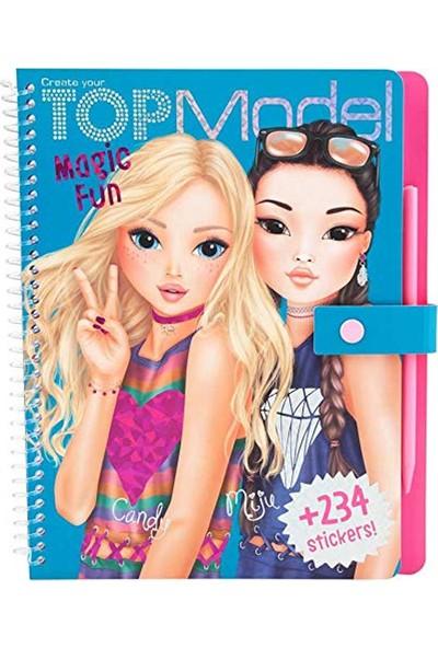 Topmodel Magic Fun Boyama Kitabi 10015