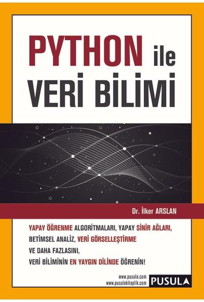 Python İle Veri Bilimi - İlker Arslan