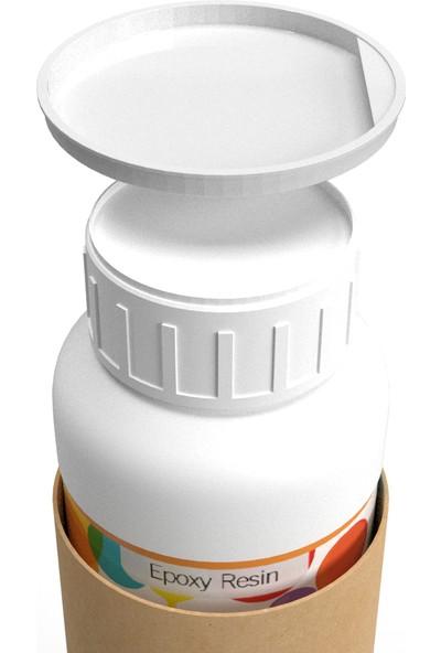 Resinin Slim 750 Gr A+B Ultra Şeffaf Epoksi Reçine